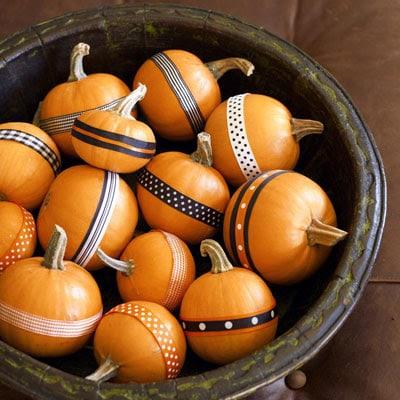 No Carve Pumpkin Ideas