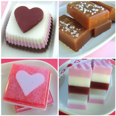 A Few Valentine's Day Ideas for You. . .