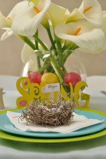 Gorgeous Spring Table Scape!!