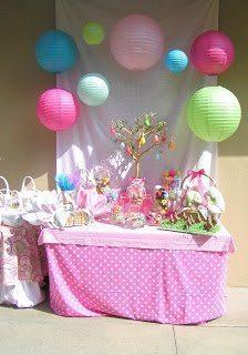 Heavenly Easter Egg Hunt Party!!