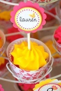 Sneak Peak- Lauren's Butterfly Party!