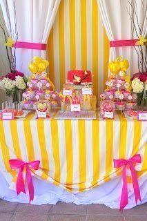 DIY Table Ribbons!!