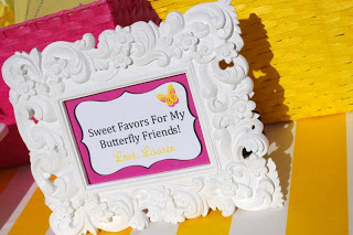 {Lauren's Butterfly Party} The Sweetest Vendors!