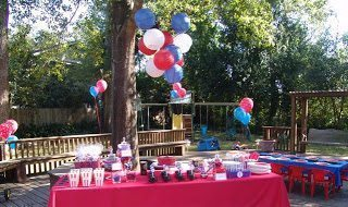 {Blissful Customers} Jack Henry's Spiderman Party!