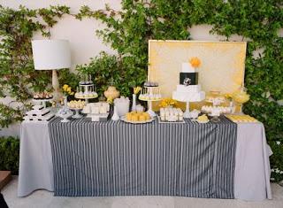 Tori & Dean's Renewal Vow- Dessert Table & More!