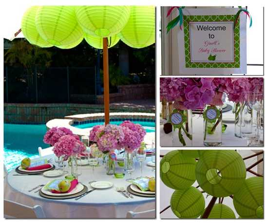 {Blissful Customers} Twins Baby Shower-The Perfect Pair