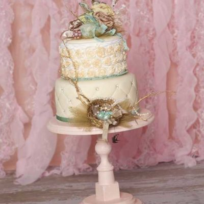 {Blissful Customers} A Vintage Tea Party by Pink Paisley Photography