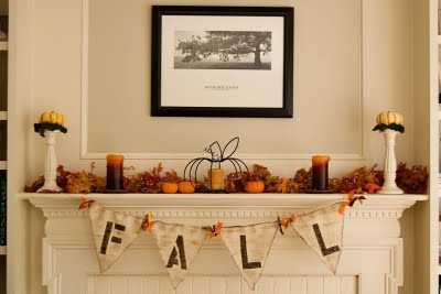 139318408 ETzdicCY c {Inspiration} Fall Decorating