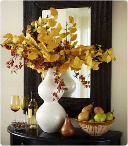 Hgtv Thanksgiving Decorations: {Inspiration} Fall Decorating