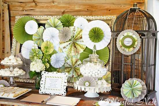 Rustic Wedding Gift Table Ideas - The Best Flowers Ideas