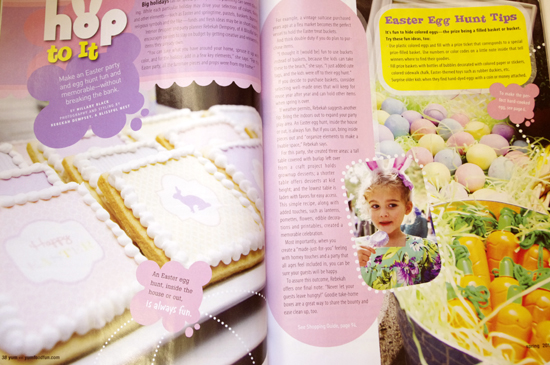 Set1 {Press} A Blissful Nest Featured on Yum For Kids Magazine