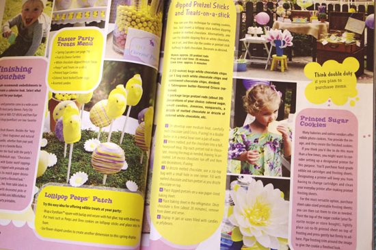 Set2 {Press} A Blissful Nest Featured on Yum For Kids Magazine