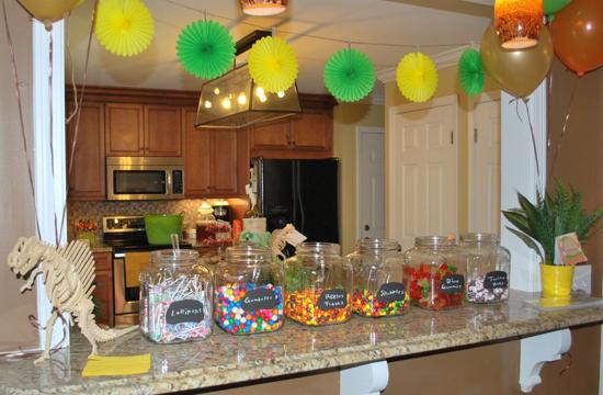 402525 3359696151235 1233963505 3468258 132281959 n {Blissful Customers} Dinosaur ROAR Birthday Party!