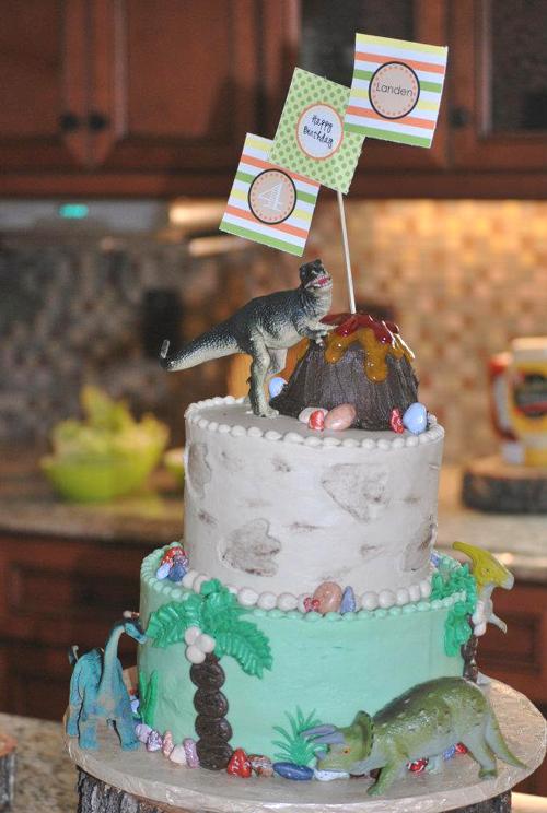 418624 3359672150635 1233963505 3468185 133200235 n1 {Blissful Customers} Dinosaur ROAR Birthday Party!
