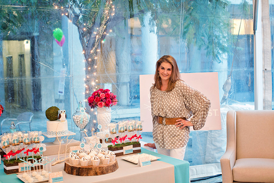 project nursery big city moms event recap owl baby shower table a