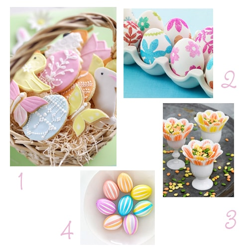 Pinterest- Easter Inspiration!