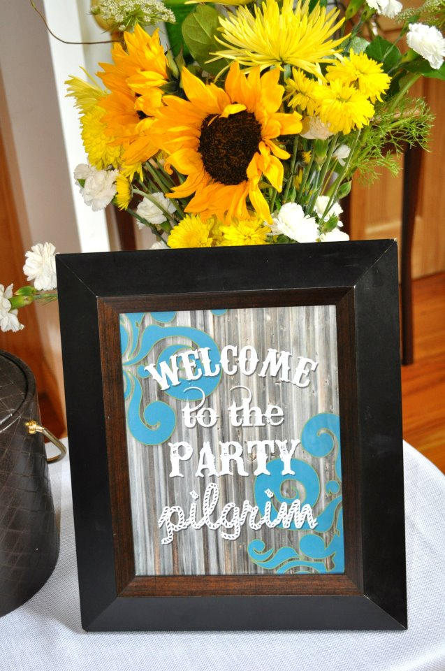 Meghilys Party in Style 005 {BN Black Book of Parties} Lil Cowboy themed Baby Shower
