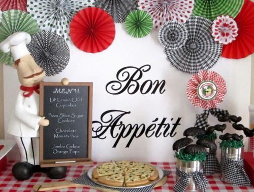 artesanato com papel- decoracao de festas
