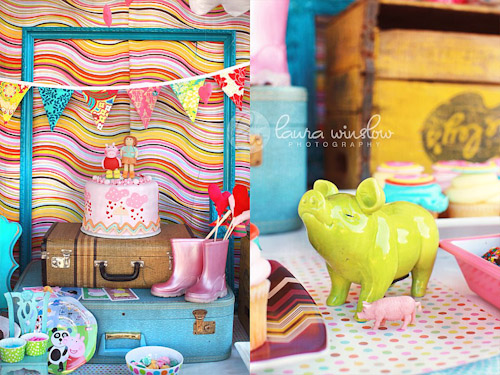 Bn Black Book Of Parties Peppa Pig Party A Blissful Nest