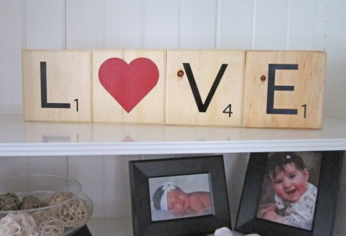 love blocks e1343096005952 {DIY Tutorial} Scrabble Blocks!