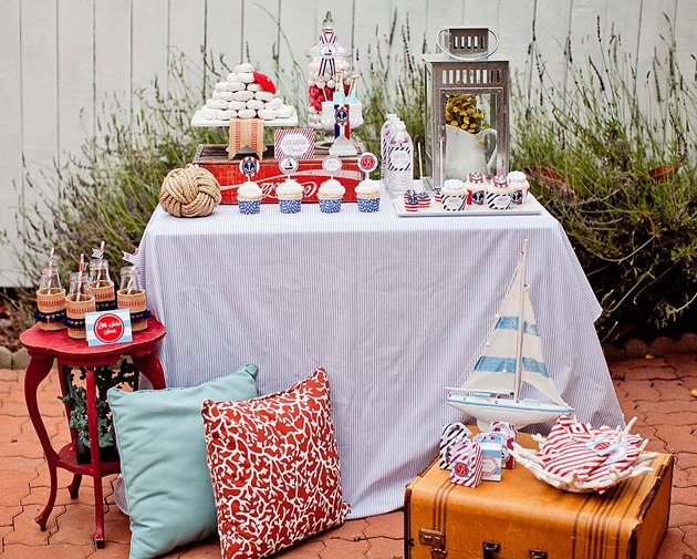 {New Collection} Ahoy It's A Boy Baby Shower
