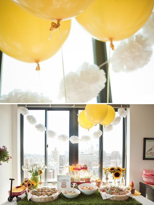 Bn Black Book Of Parties Picnic 1st Birthday Party A Blissful Nest