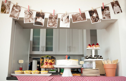 A Blissful Nest Little Miss Party Planner Picnic 1st BDay 8 {BN Black Book of Parties} Picnic 1st Birthday Party