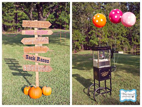 A Blissful Nest Wendy Updegraff Photography Pumpkin County Fair 13 {BN Black Book of Parties} Pumpkin Party County Fair Birthday