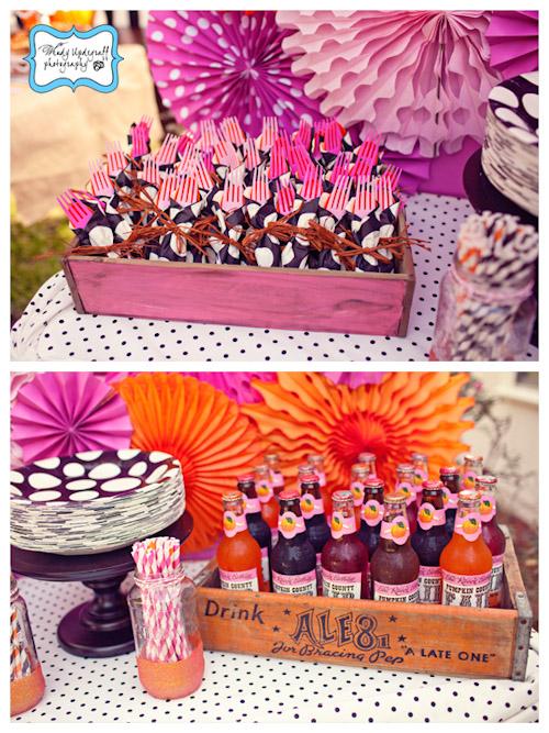 A Blissful Nest Wendy Updegraff Photography Pumpkin County Fair 14 {BN Black Book of Parties} Pumpkin Party County Fair Birthday