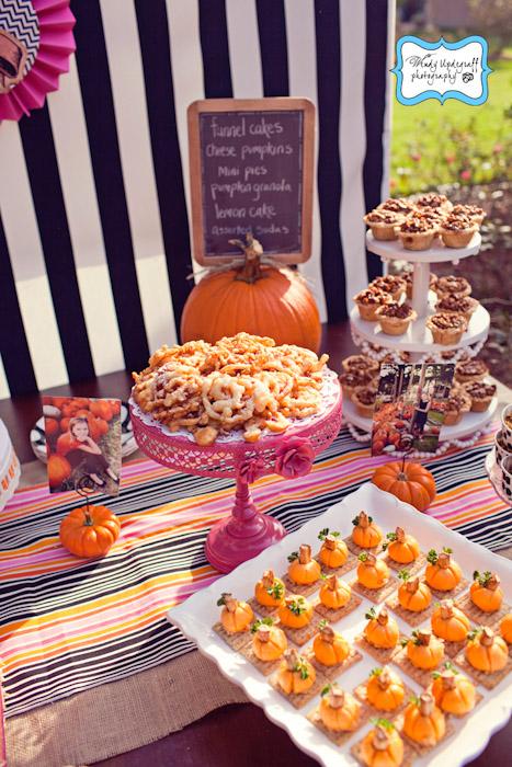 A Blissful Nest Wendy Updegraff Photography Pumpkin County Fair 5 {BN Black Book of Parties} Pumpkin Party County Fair Birthday