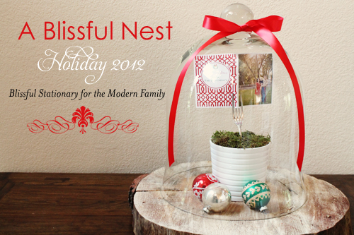 A Blissful Nest Christmas Holiday Photo Cards 1 copy Holiday Launch!