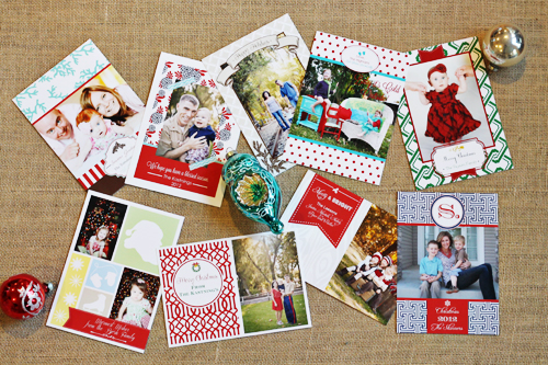 Holiday Photo Cards By A Blissful Nest Holiday Launch!
