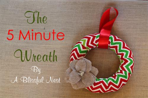 Easy Diy Wreath Tutorial