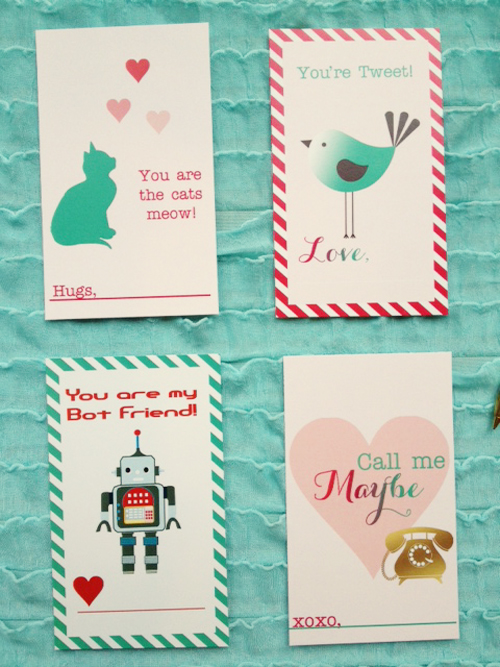 Valentines Cards – Sweet Valentine Card