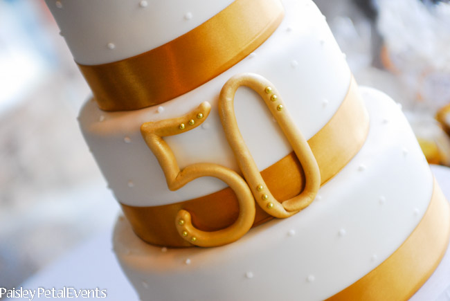 Ideas For 50th Wedding Anniversary 41 Good th wedding anniversary cake