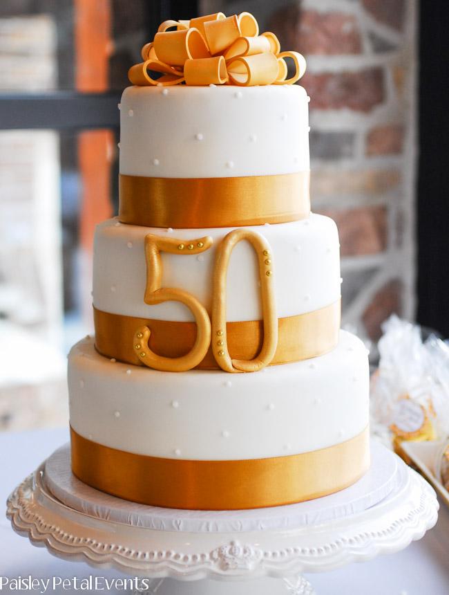 Ideas For 50th Wedding Anniversary 29 Good th wedding anniversary cake
