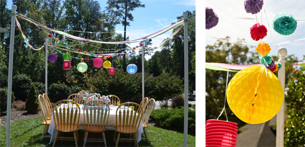 alice in wonderland tea party, Garden idea