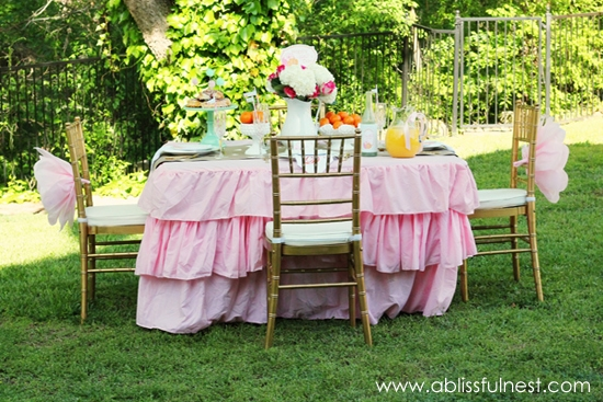 Mother's Day Brunch – The Table Decor
