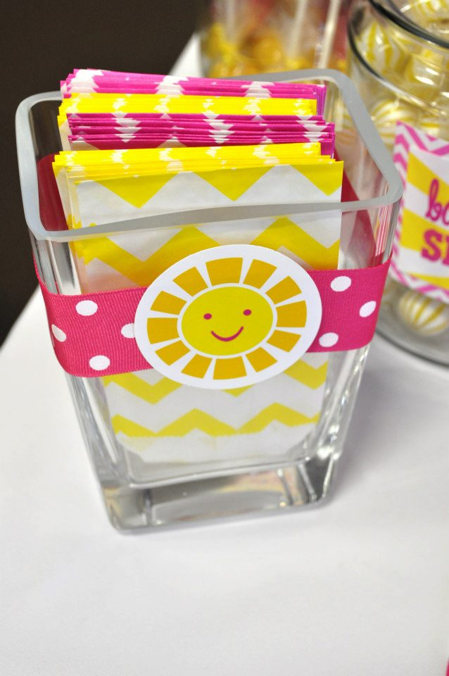 You are my Sunshine bags