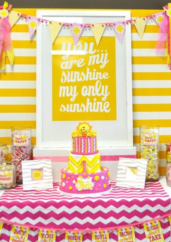 {BN Black Book of Parties} You Are My Sunshine Party