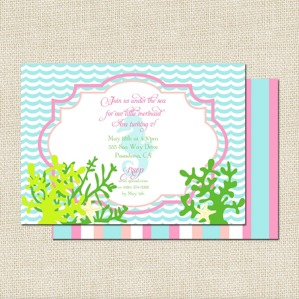 Homemade Bridal Shower Invitations with nice invitation sample