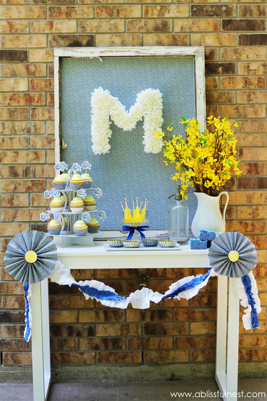 Martha Stewart Celebrations - A Blissful Nest