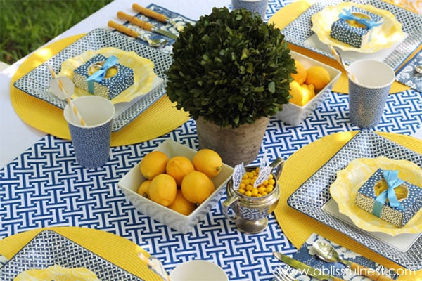 Martha Stewart – Let's Celebrate With A Summer Party!