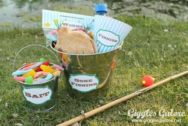 {DIY Tutorial} Fishing Pole By Giggles Galore