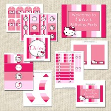 Hello Kitty Collection - A Blissful Nest