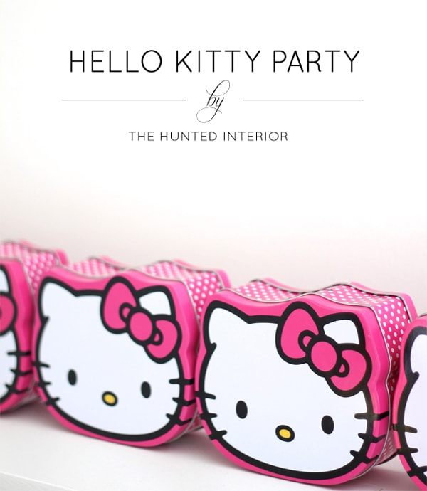 Hello Kitty Party - The Hunted Interior & A Blissful Nest