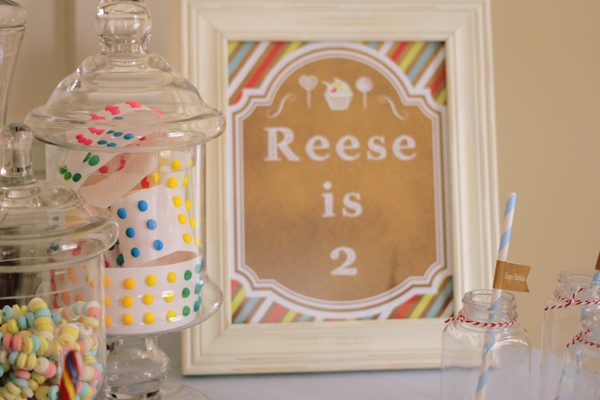 Vintage Candy Shoppe - A Blissful Nest