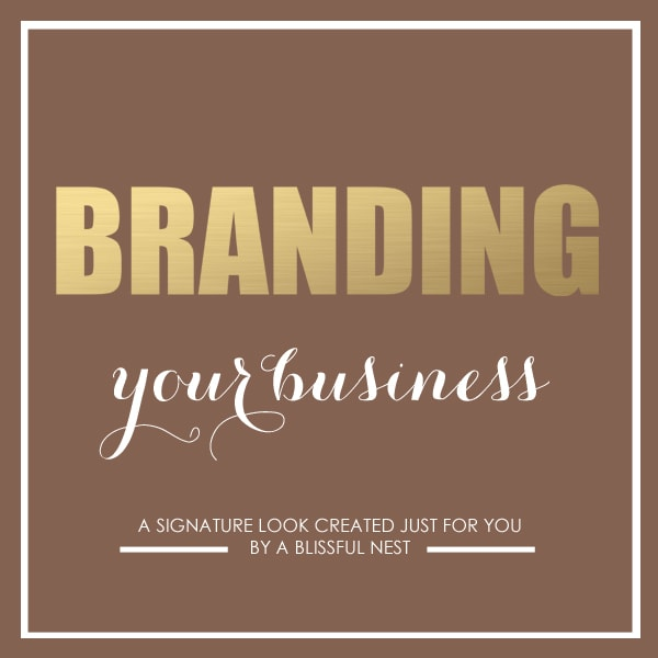 Signature Branding Just For You