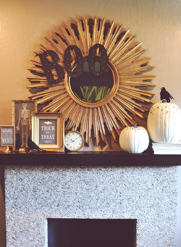 Halloween Decorating by House Of Creative Designs