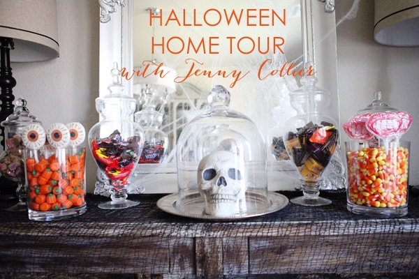 Halloween Home Tour With Jenny Collier